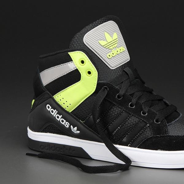 199 zł zamiast 399 zł: męskie, wysokie buty Adidas Hard Court – 9 rozmiarów