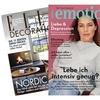 Jahres-Abo Frauenzeitschrift