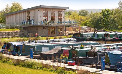 image for Afternoon Tea or Bistro Brunch Boat Trip with Optional Prosecco for Two at Reedley Marina (Up to 71% Off)
