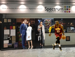 Spectrum Dubai: Free-Standing Cardboard Cutout, Various Heights Available from Spectrum Dubai (Up to 31% Off)