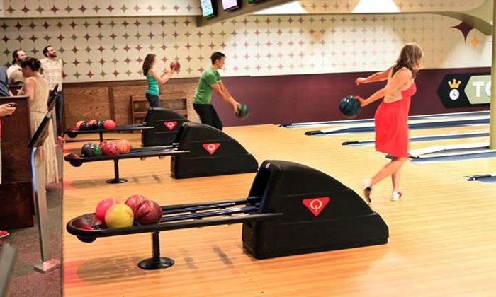 Town Hall Lanes - Minnehaha: Bowling, Craft Beer, and Food Package for Up to Six at Town Hall Lanes (Up to 44% Off)