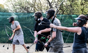 East Archers: One-Hour Archery Combat Game from R499 for Six at East Archers (Up to 60% Off)