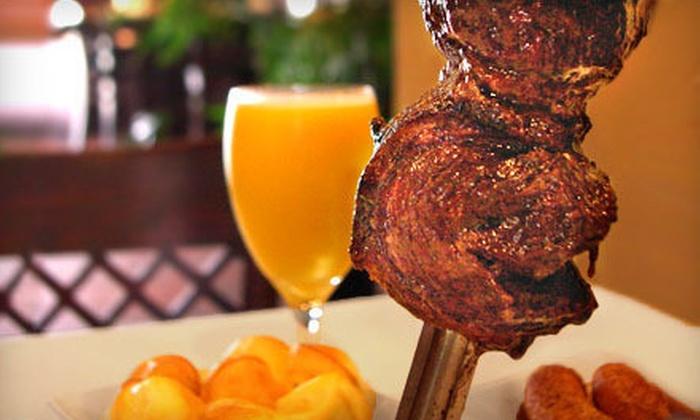 Folia Brazilian Steakhouse - Marietta: $20 Worth of Brazilian Steakhouse Food