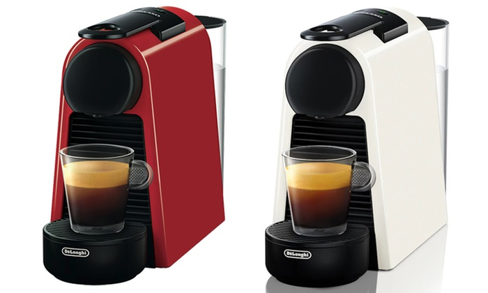 Up To 32 Off Delonghi Nespresso Capsule Coffee Machine Groupon