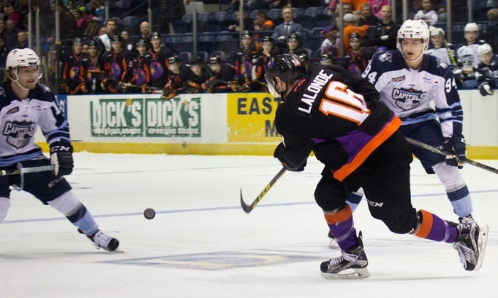 Youngstown Phantoms – Up to 83% Off Hockey Ticket Package a7de8e570