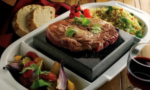 Mercure Milton Keynes Abbey Hill - Non-Accommodation: Steak Meal with a Glass of Wine for Two or Four at Mercure Milton Keynes Abbey Hill (Up to 52% Off)