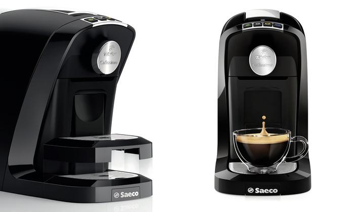 Up To 10 Off Tchibo Cafissimo Coffee Machine Groupon