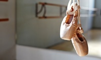 Three Ballet Lessons for Babies, Walkers or Talkers, or Three Prep and Tap Classes at Little London Ballet