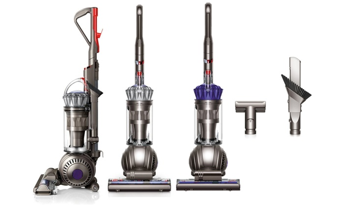 Dyson Ball Dc65 Multi Floor Upright Vacuum Certified Refurbished Groupon