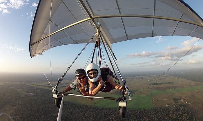US Hang Gliding - From $148 - Middletown, NY | Groupon