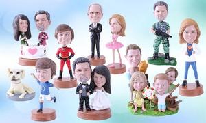 Yesbobbleheads.com: Statuette in resina personalizzabili offerte da Yesbobbleheads.com (sconto 53%)
