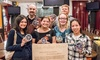 The Maker Night: Kinetic Craft Class for One or Two at The Maker Night (Up to 40% Off)