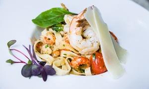 Rybna Ferajna: 4-daniowa kolacja dla dwojga za 99,99 zł i więcej opcji w restauracji Rybna Ferajna w centrum sopockiego molo (-46%)