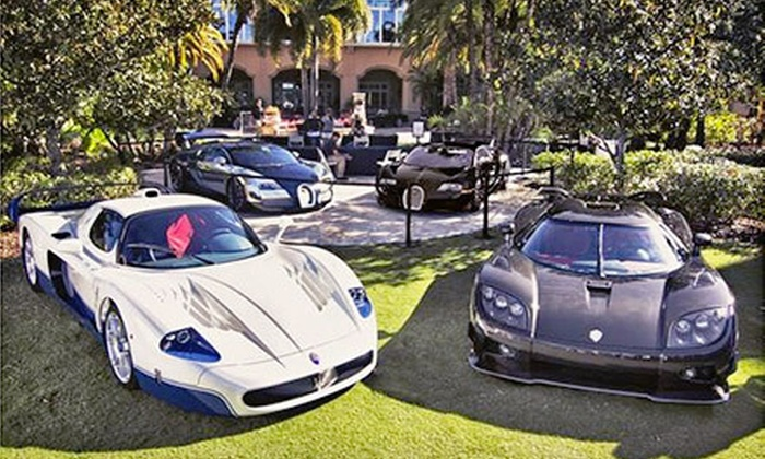 Festivals of Speed - Fernandina Beach: Festivals of Speed for Two or Four on Saturday, March 9 at the Omni Amelia Island Plantation Resort (Up to 52% Off)