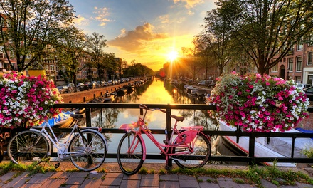 ✈ Amsterdam: 2 to 4 Nights at XO Hotels with Return Flights*