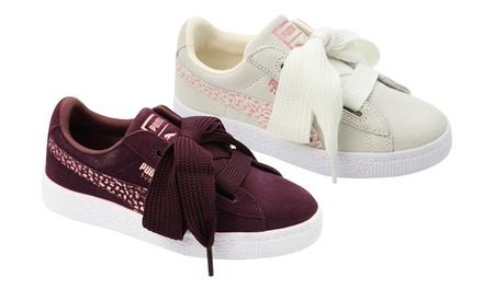 Zapatillas de niñas Puma