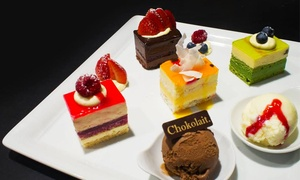 Chokolait: Chef's Selection Tasting Platter for Two ($29) or Four ($56) at Chokolait, CBD (Up to $117.70 Value)