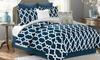 Printed Comforter Set (7-Piece): Printed Comforter Set (7-Piece)
