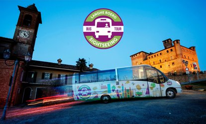 immagine per Langhe Sightseeing Tour - Giro in bus panoramico nelle Langhe per 2 persone con Bus Company (sconto 35%)