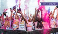 The Color Run™, 11 June–23 September in London, Manchester or Brighton (Up to 30% Off)