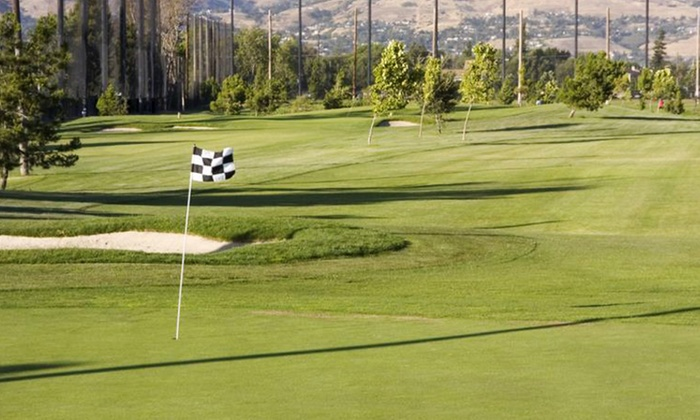 Rancho del Pueblo Golf Course - Thunderbird: 9-Hole Round of Golf for One or Two with Range Balls at Rancho del Pueblo Golf Course (Up to 44% Off)