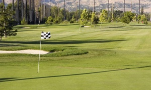 Rancho del Pueblo Golf Course: 9-Hole Round of Golf for One or Two with Range Balls at Rancho del Pueblo Golf Course (Up to 44% Off)