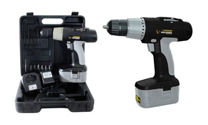 Pro Series 18-Volt Cordless Drill