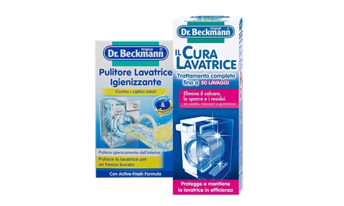 Cura lavatrice Dr. Beckmann 250 ml