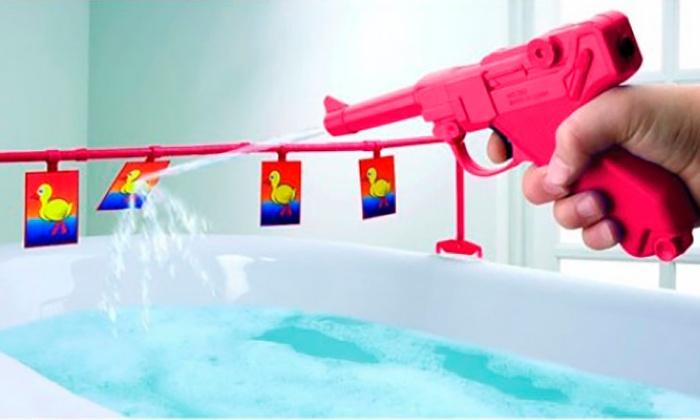 Badewanne Spiel