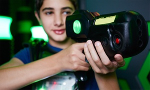 Xtreme Laser Tag: 30-Minute Laser Tag Session for Up to 16 at Xtreme Laser Tag (Up to 57% Off)