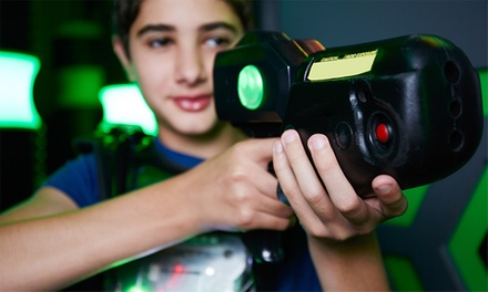 Two Games of Laser Tag for One, Two, or Four at High 5 (Up to 51% Off)