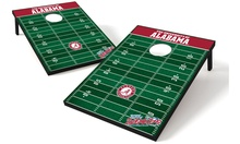 NCAA 24-inch X 36-inch Field Tailgate Toss Set with Bags Deals