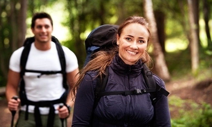 Treks and Tracks - Multiple Locations: Two-Day Backpacking Trip in Pt. Reyes or Castle Rock State Park with Equipment and Meals from Treks and Tracks (52% Off)