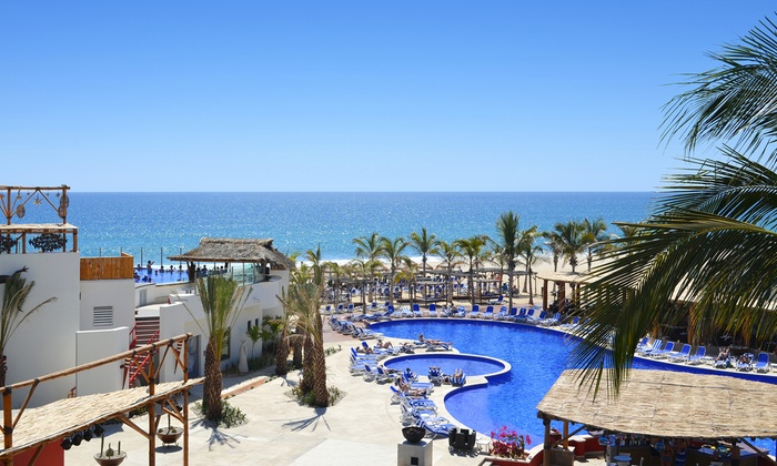 4-Night Royal Decameron Los Cabos with Air from Travel by Jen