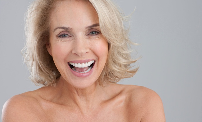 One ($550) or Two Ceramic Crowns ($1,000) at Golflands Dental