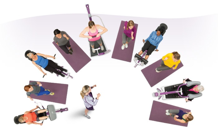 Curves - Multiple Locations: Five or 10 Fitness Classes at Curves (Up to 76% Off). Seven Locations Available.