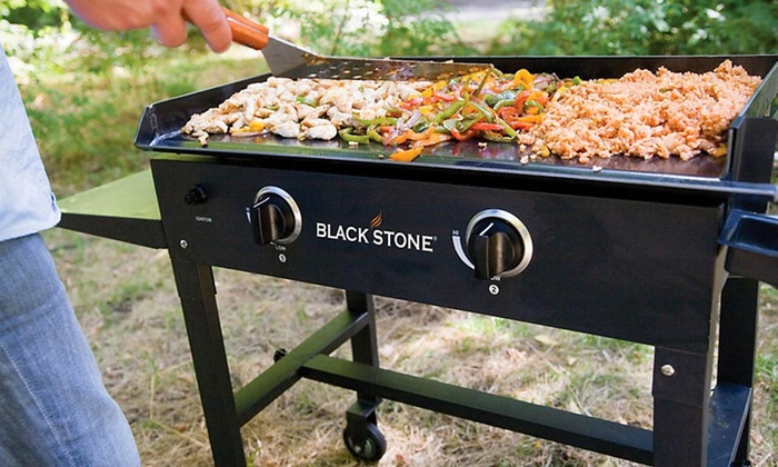 "Blackstone 28"" Outdoor Griddle Cooking Station: $189.99 for a Blackstone 28"" Outdoor Griddle Cooking Station with Base ($229.99 List Price). Free Shipping."