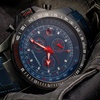 Orologio da uomo Morphic M36 Serie Leather-Band Chronograph
