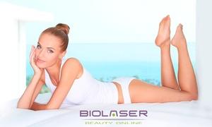 Biolaser: 3, 5 o 7 pressoterapie drenanti più trattamento detox al centro Biolaser (sconto fino a 74%). Valido in 24 sedi