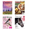 1-Year Country-Lifestyle Magazine Subscriptions