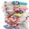 Oversize 100% Turkish Cotton Herringbone Fouta Beach Towels
