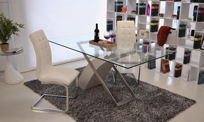 Tavolo da soggiorno per 10 persone  Groupon Goods