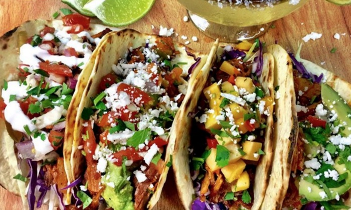 Rio Bravo Tacos & Tequila - Larchmont: $10 for $25 Worth of Mexican Food and Drinks at Rio Bravo Tacos & Tequila