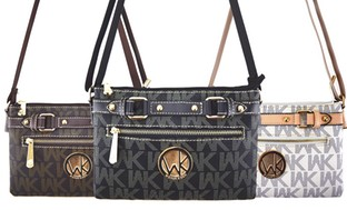 WK Collection Cross Body Purse