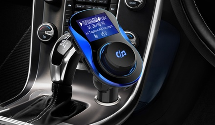 Cargador Bluetooth 3 en 1 para el coche