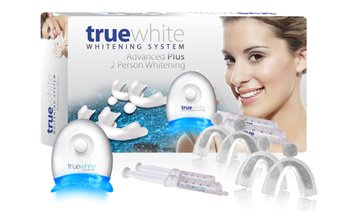 93% Off truewhite Advanced Plus 2 Person Whitening System
