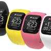 Polar A300 Fitness Watch with Optional Heart-Rate Monitor