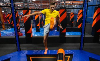 Up to 37% Off Jump Passes at Sky Zone Hampton