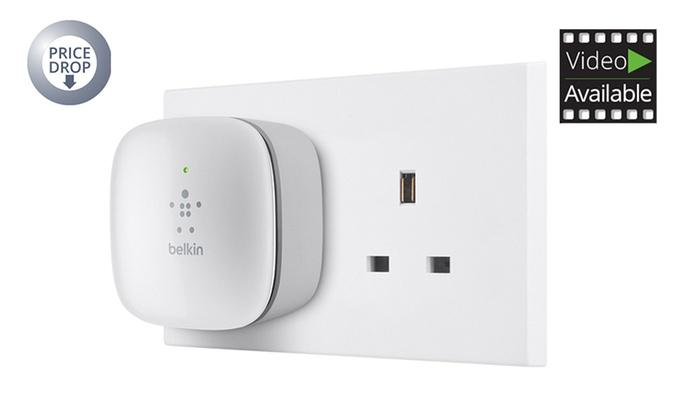Belkin wifi extender - Safety 1st prelude play yard