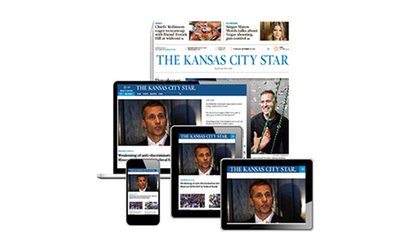image for 26- or 52-Week Wednesday and Sunday Home Delivery or Digital Subscriptions from Kansas City Star (Up to 93% Off).